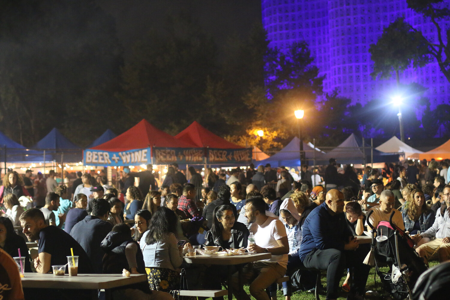 Queens Night Market finalizes vendors two weeks ahead of opening night — Queens Daily Eagle