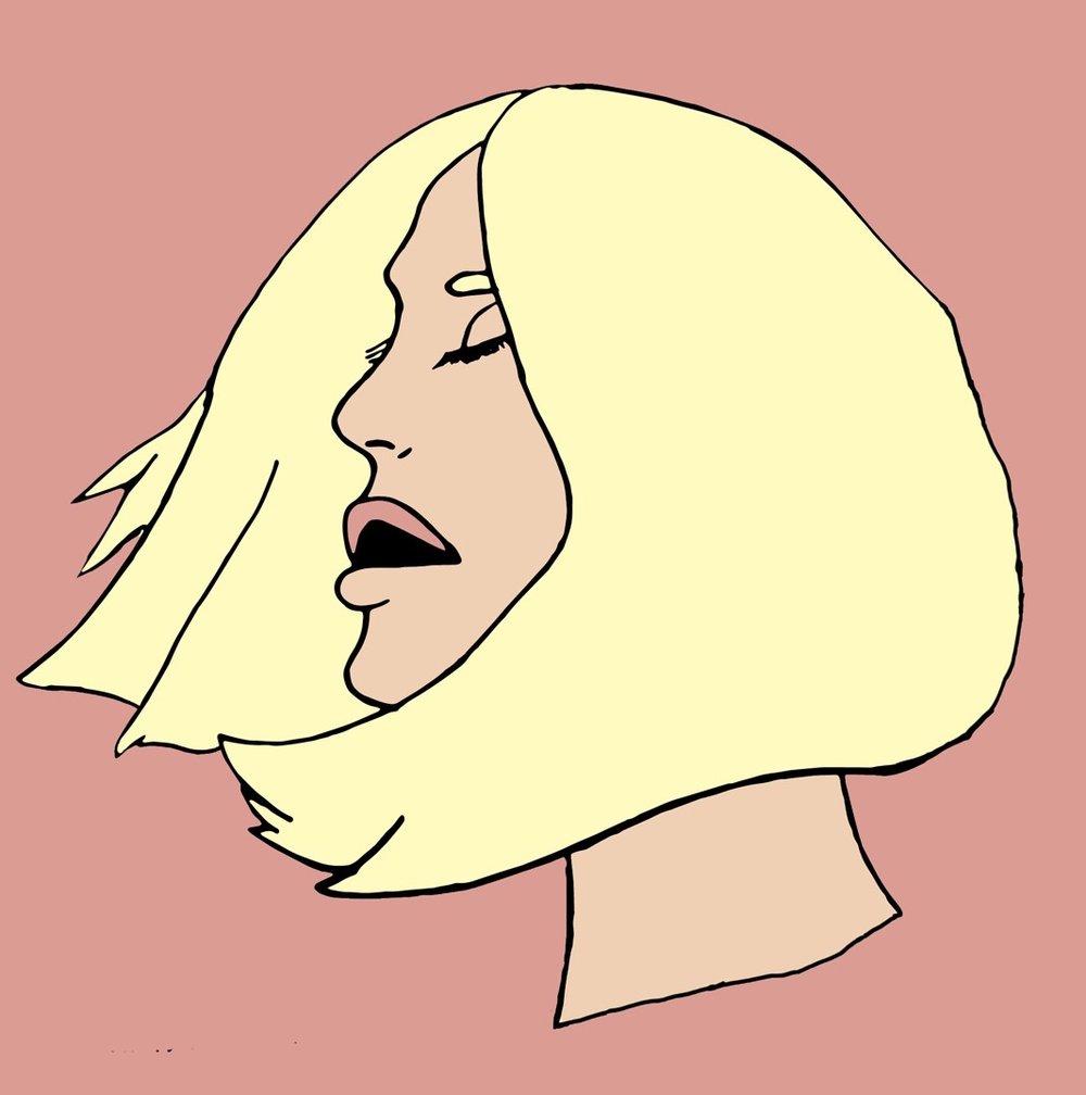 Hand-drawn image converted to digital using Adobe Illustrator.