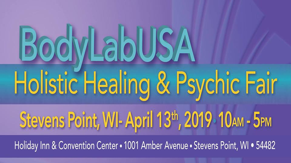 BODYLABUSA Holistic Healing and Psychic Fair Stevens Point, WI — Home