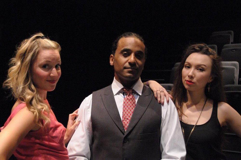 "Jacqueline Raymond, Casey Braxton, and Meilin Gray in ""Mine"""