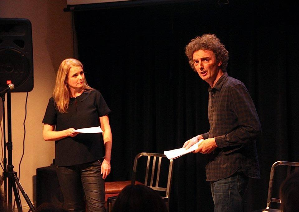 """""""THE LOVE PARTS,"""" IRISH AMERICAN WRITERS & ARTISTS SALON AT THE CELL, WITH JOHN KEATING"""