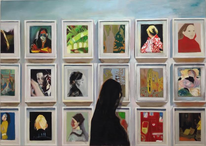 Wall of Pictures, 60 x 84 inches.jpg