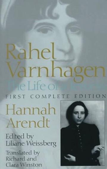 Rahel Varnhagen Book Cover