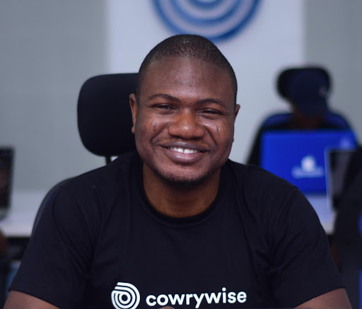AHMED RAZAQ  Co-Founder/ CEO, CowryWise