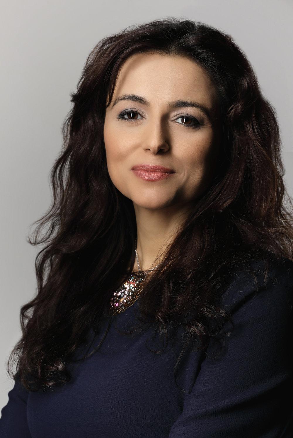 LAMIA MERZOUKI, Deputy General Manager, Casablanca Finance City Authority