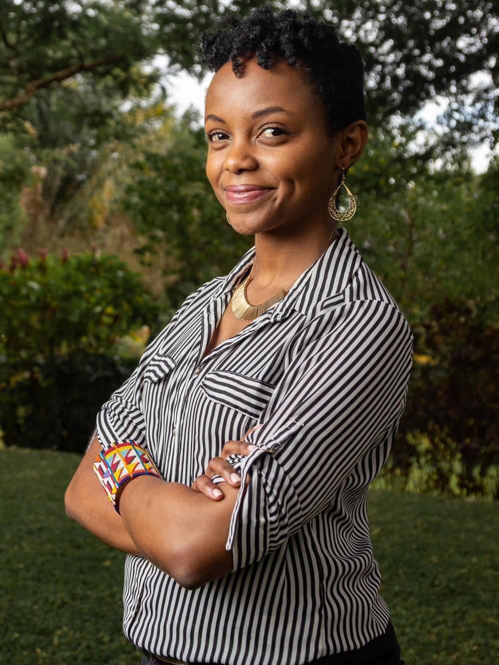JULIET WANYIRI  Founder and Chief Executive Officer of Foondi