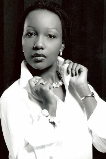 ANGE MUYUBIRA  Burundian Fashion Mogul