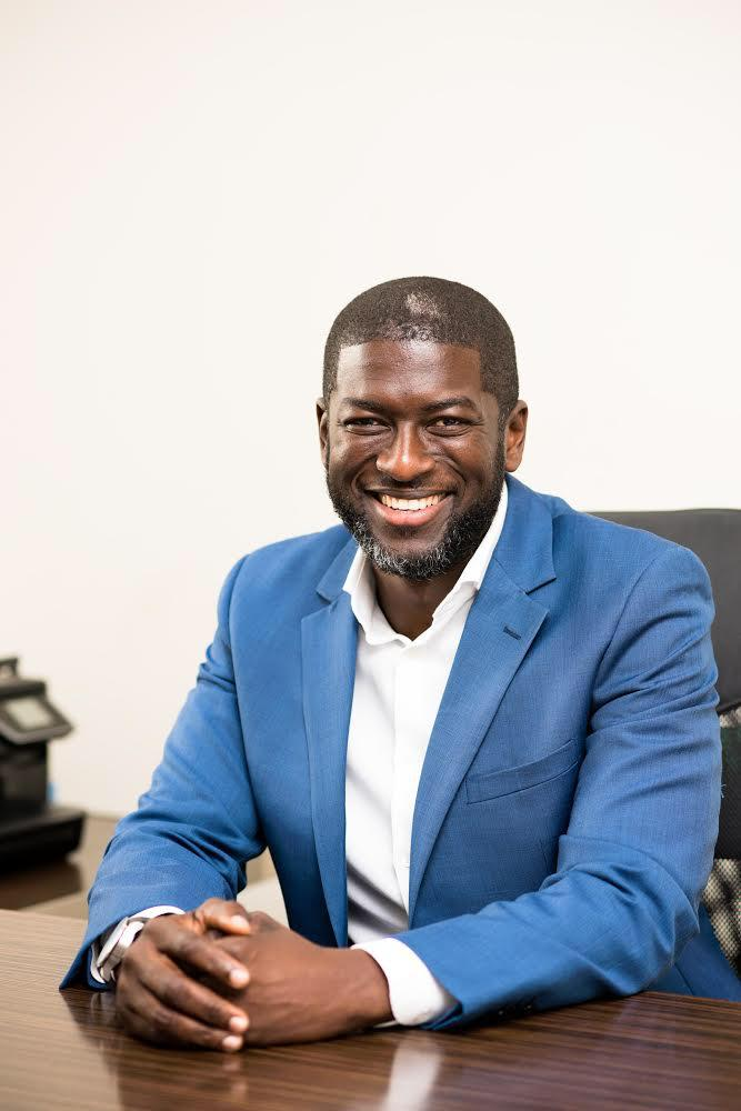 KEVIN OKYERE  Chief Executive Officer and Founder, Springfield Group