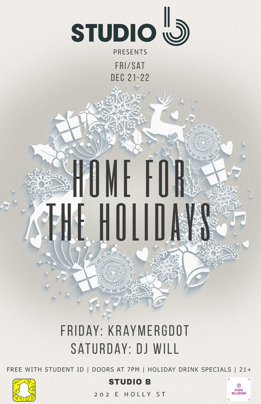Copy of Home For the Holidays