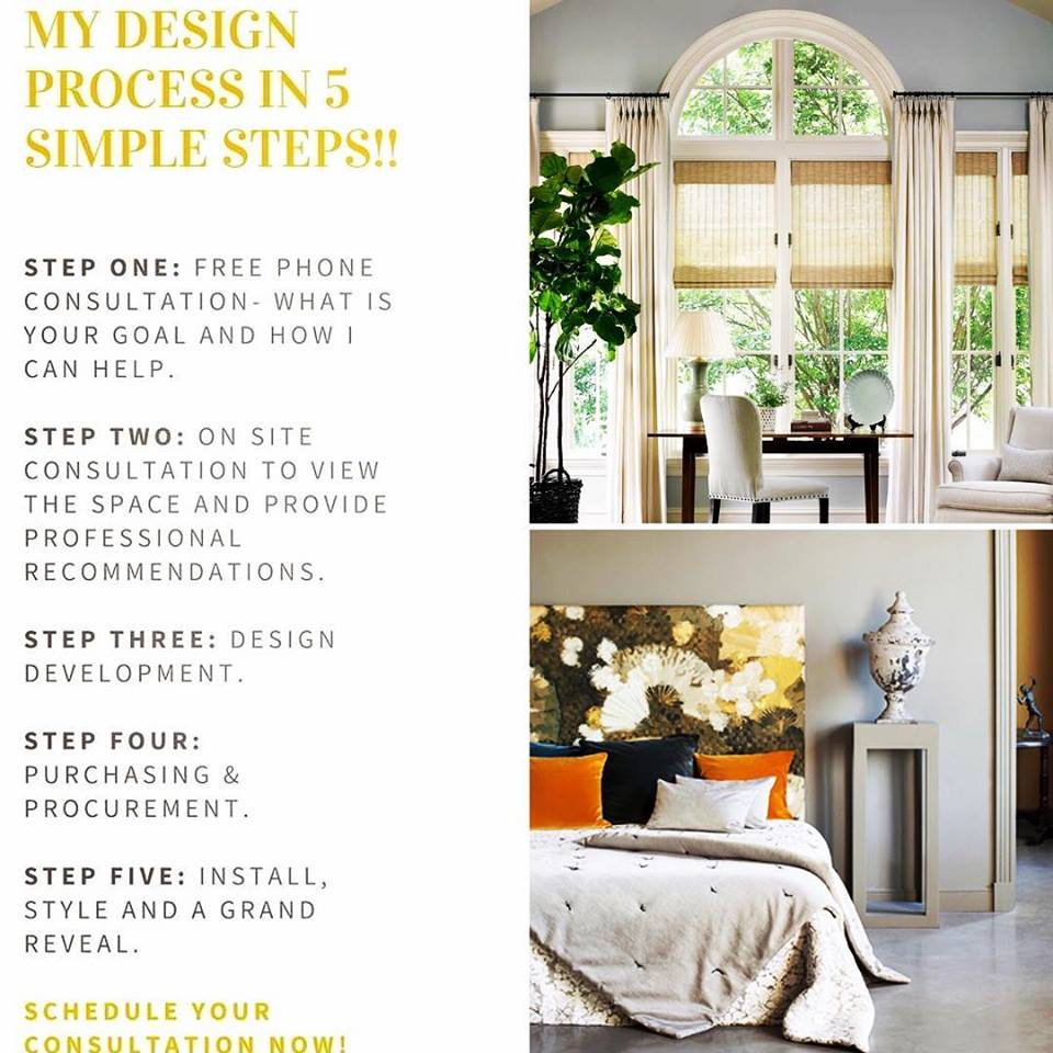 5 Simple Steps to Decorating Your Home