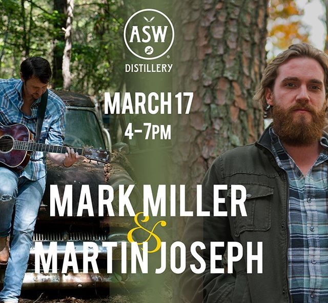 I know it's Valentines Day Eve, but it's never too early to make St. Patrick's Day plans ☘️ Join me, the band and @martinjosephmusic at one of our favorite venues @aswdistillery  Tix link on Website in bio  #stpatricksday #aswdistillery #atllivemusic #americanamusic #countrymusic #whiskeydistillery #atlantaconcerts #atlantamusicscene