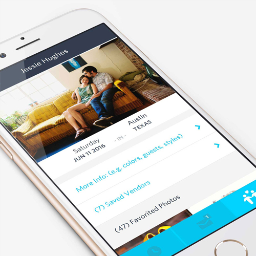 The Knot Pro Mobile App (Password protected) -