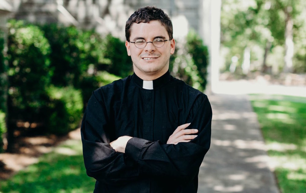 The Rev. Robert W. Lee, IV will preach at 8am and 10am, as well as participate in a forum in the parish hall at 11:15 am with the Vicar.