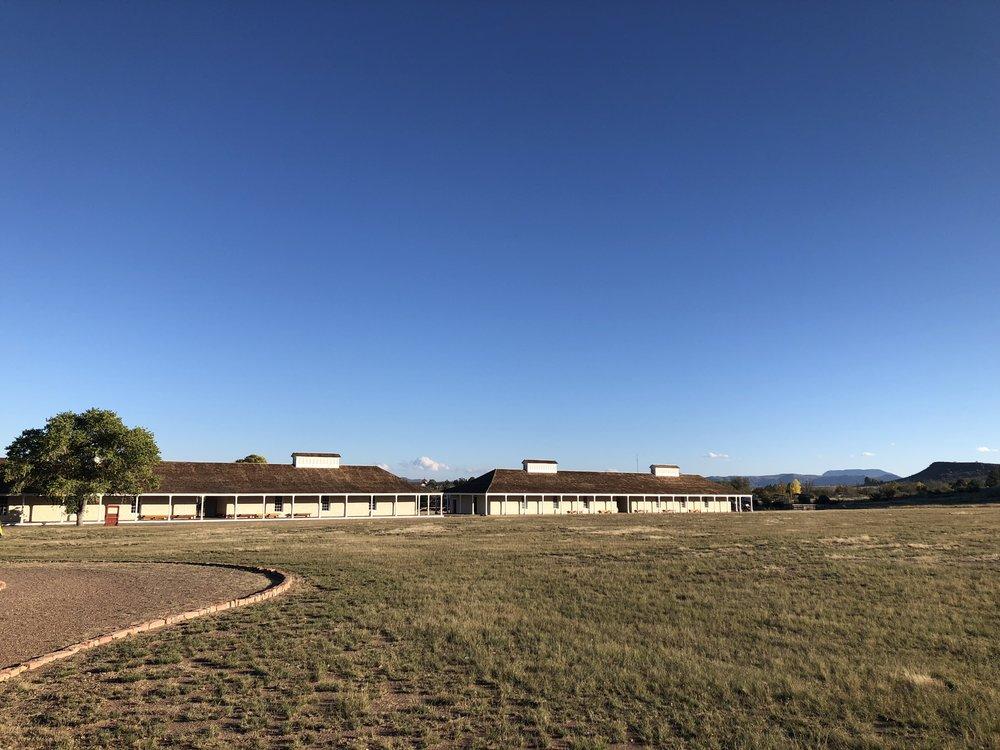 More Fort Davis.