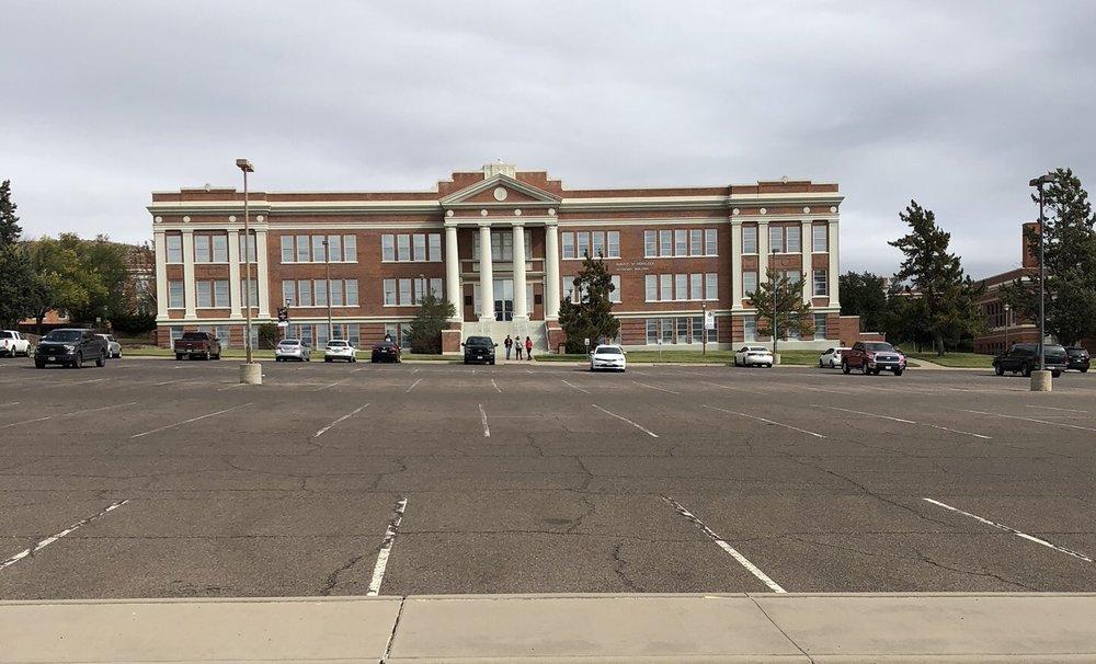 Sul Ross State University.