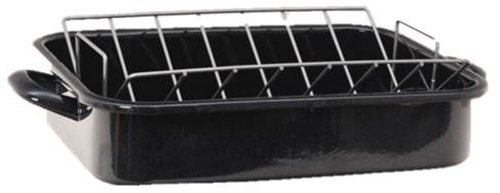 Granite Roasting Pan, $34