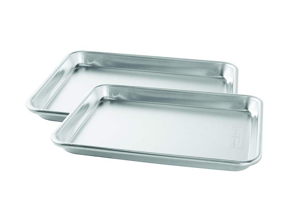 Quarter Baking Sheets, $23