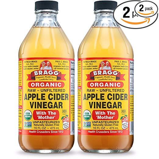 Apple Cider Vinegar, $13