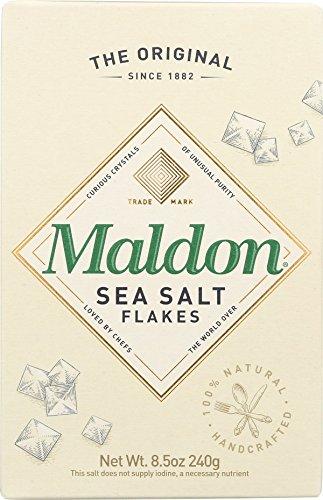 Maldon Salt, $5