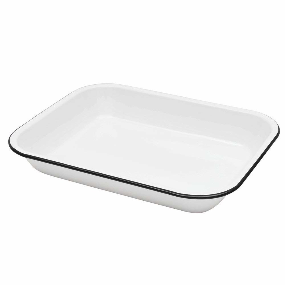 Enamelware Baking Pan, $34