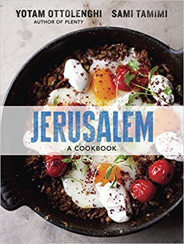 Jerusalem, by Yotam Ottolenghi and Sami Tamimi