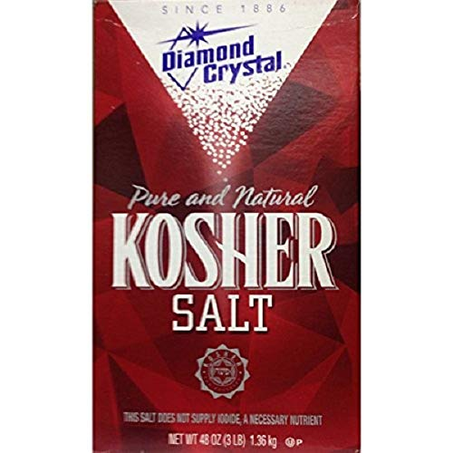 Diamond Crystal Kosher Salt, $8