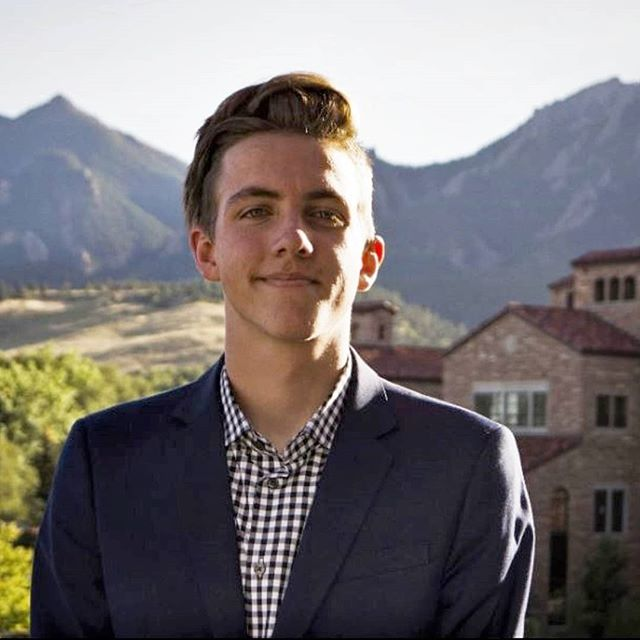 Meet your new Student Body President, and face behind this instagram account over the past year, sophomore and third-generation buff Riley Ferrero!  As student body president, I vow to ensure that students' voices and wishes are represented in our actions, initiatives, and communications with administration.  I understand fully that I have big shoes to fill, and a fantastically driven and impressive group of students to lead & represent. Thank you to everyone who supports my mission, and has placed their trust within me to fulfill this position to the greatest extent of my ability. I cant wait to make this next year the most impactful, constructive, and beneficial that I possibly can!  Sko Buffs! ... Though these executive transitions are underway, and the end of spring term is right around the corner, please stay tuned to our marketing channels in order to stay up to date with the updates and fantastic initiatives we still have to offer, along with executive team updates which are to be announced within the next few weeks.