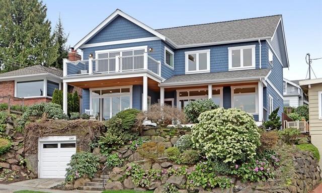 1307 California Ave SW · Seattle ·  $1,218,000