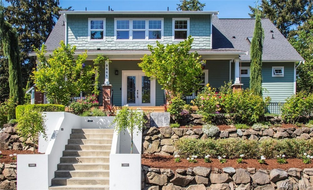 9848 NE 21st St · Bellevue · $2,520,000