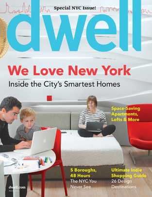 Sparkfire National Campaign featured in Dwell Magazine