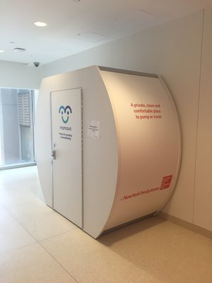 Healthcare | Mamava