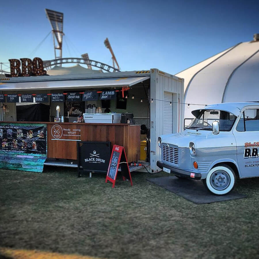 Mobile gourmet BBQ catering in Sydney