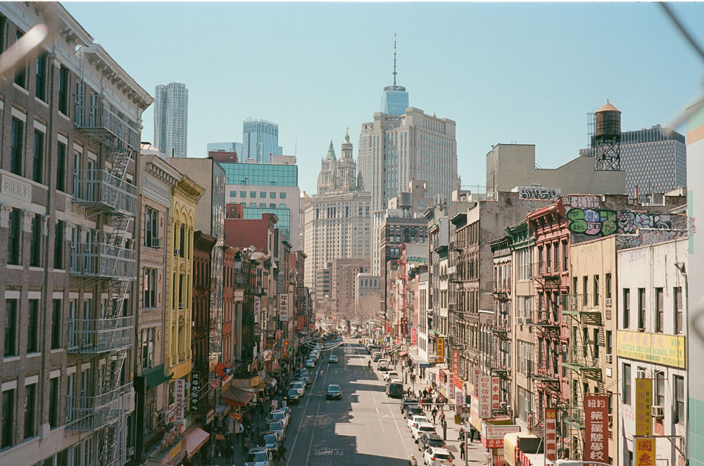 New York City - April 2018 Voigtlander Bessa R3M with Nokton 40mm 1.4 on Kodak Ektar
