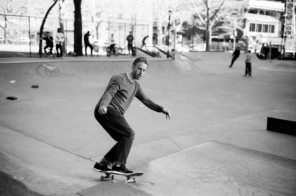 New York City, Lower East Side - May 2018 Voigtlander Bessa R3M with Nokton 40mm 1.4 on Kodak Tri-X 400