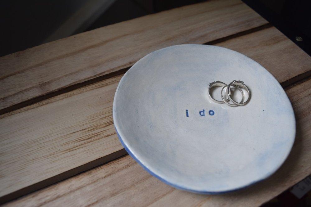I Do Plate