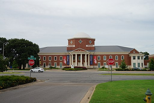 Baylor University, Photo Credit: Michael Barera, from  Wikimedia Commons