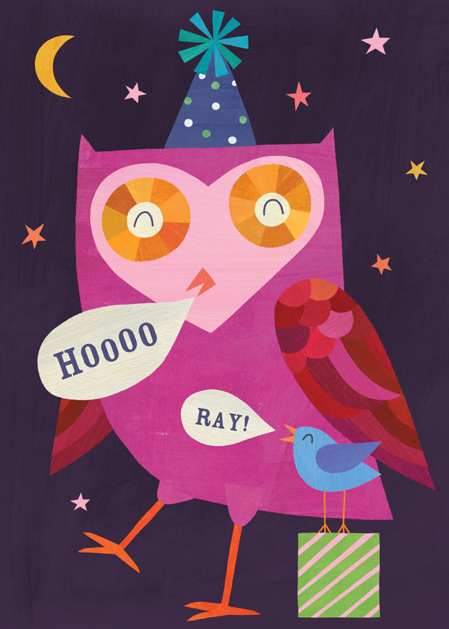 Hoo-Ray Owl