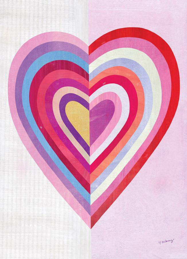 Heart Art III
