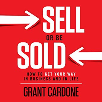 Sell or be Sold: How to Get Your Way in Business and in Life - Sales and interpersonal skills are such an important skillset to have or develop. As technology continues to progress, we must truly master our skills that cannot be taught to machines. Great content to listen to and I can see myself re-listening to pick up on something I didn't catch before!