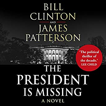 The President is Missing - If you're even a slight bit of a Political Junkie or just love a good thriller, this is one for you! Clinton and Patterson had me hooked from the beginning and I LOVED the build up and seeing each character develop throughout the plot. Very enjoyable and rather interesting timing of their book release.