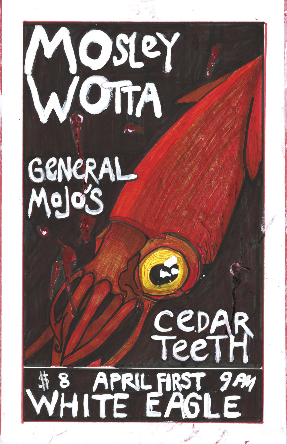 Mosley :: Mojo :: Cedar Teeth.jpeg