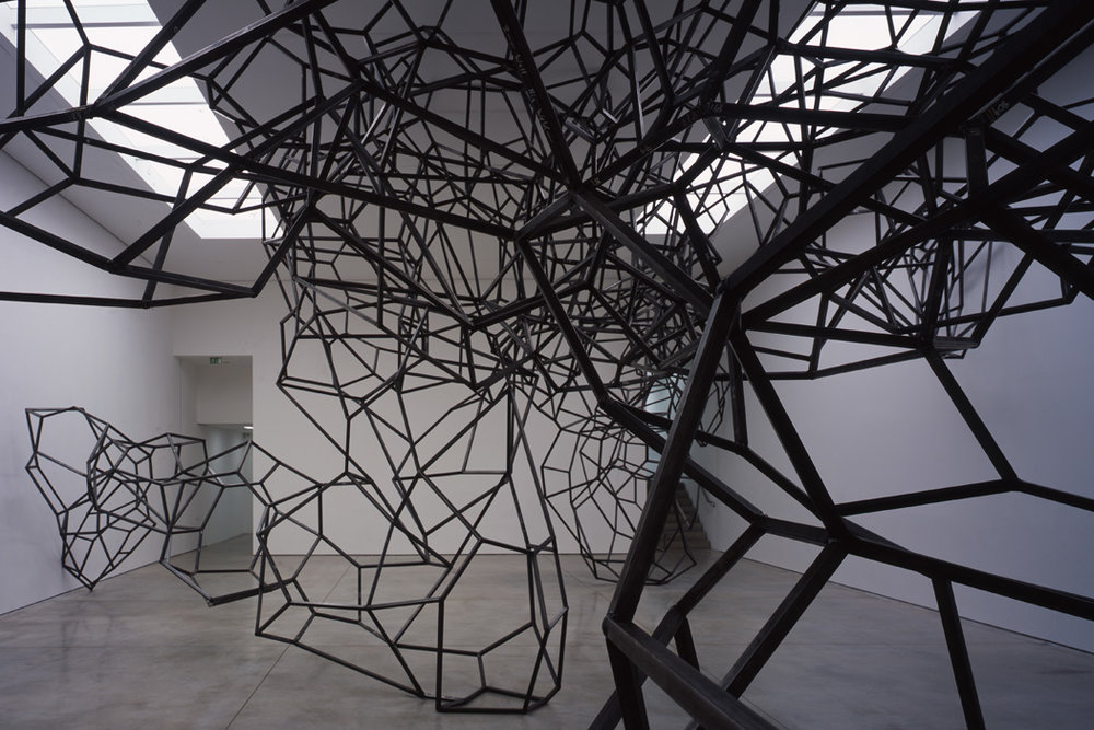 Antony Gormley's Firmament | Launch Show