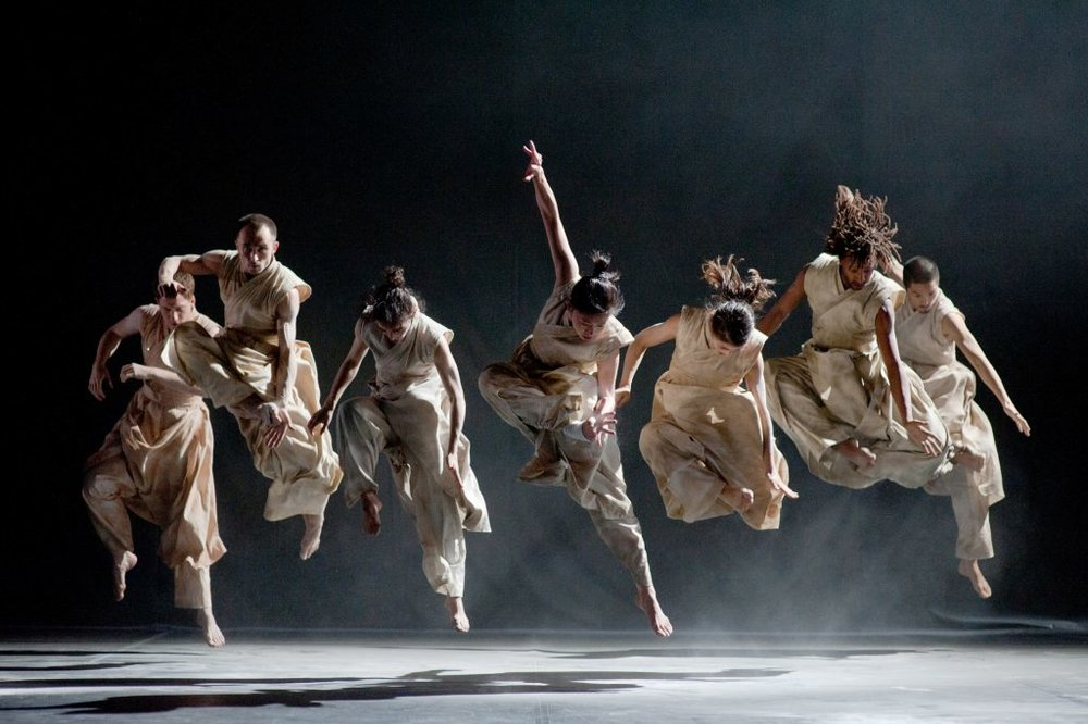 Akram Khan Dance Company | Vertical Road