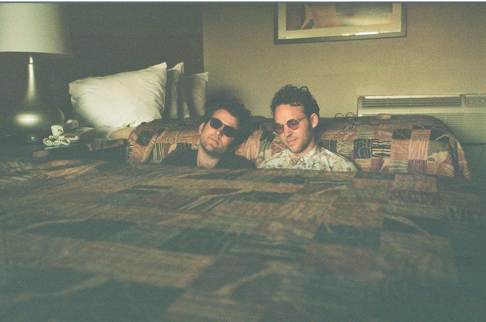 strange hotels in bed.JPG