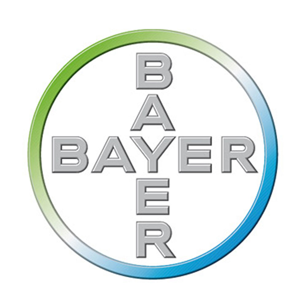 Bayer - Delivering campaigns, trade fair communication, posters and flyers for a range of Bayer divisions.