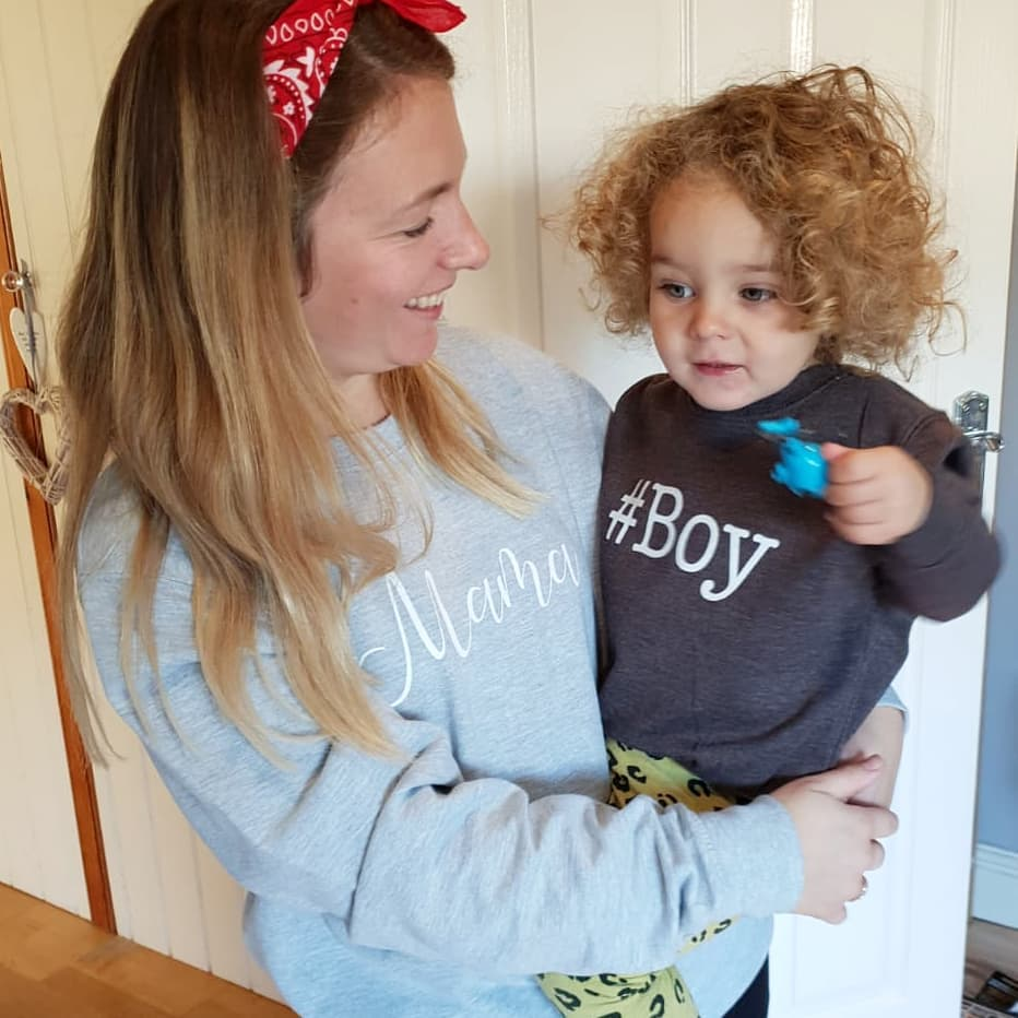 slogan sweatshirts for Mums