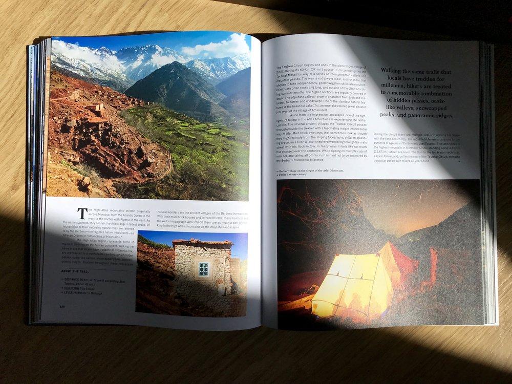 Wanderlust - Hiking the world legendary trails