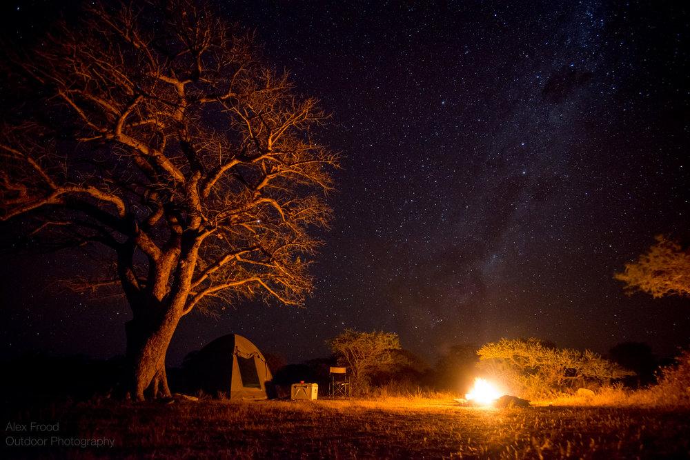 Makgadikgadi Salt Pan, Botswana