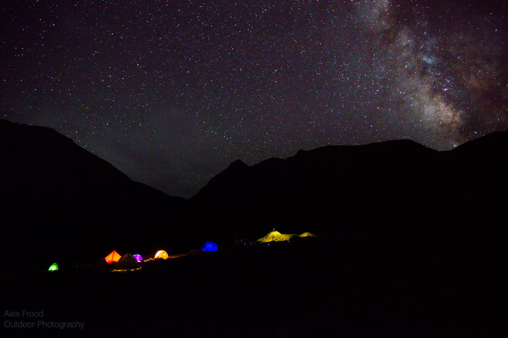 Stok Kangri, Indian Himalaya