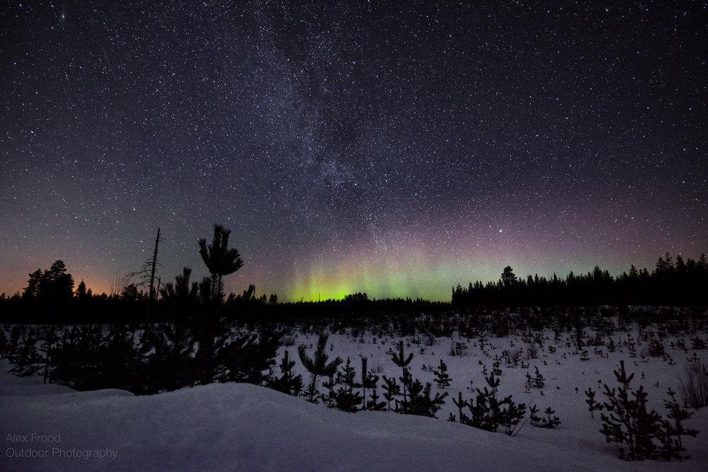 Northern Lights, Finland